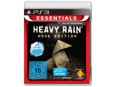 Heavy Rain © Sony Computer Entertainment