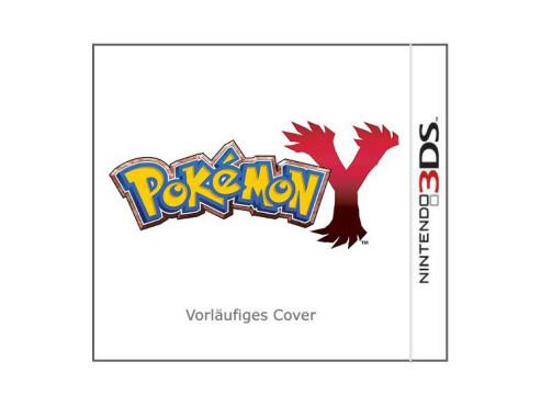 Pokémon Y ©Nintendo