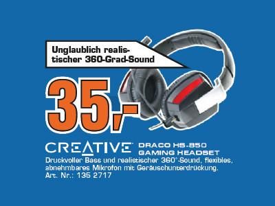 Creative HS-850 (Draco) ©Saturn