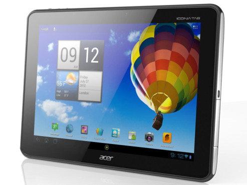 Acer Iconia Tab A510 ©Acer