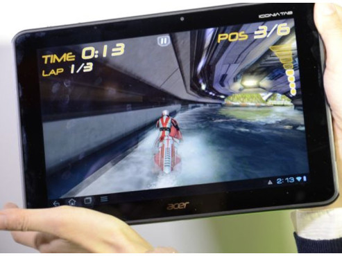 Acer Iconia Tab A700 © http://www.techspot.com/news/46954-acer-unveils-iconia-tab-a200-and-quad-core-a700-tablets.htm
