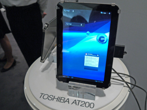 Toshiba AT200 © COMPUTER BILD