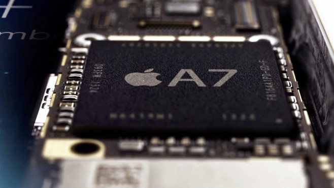 Apple A7 Prozessor © Apple