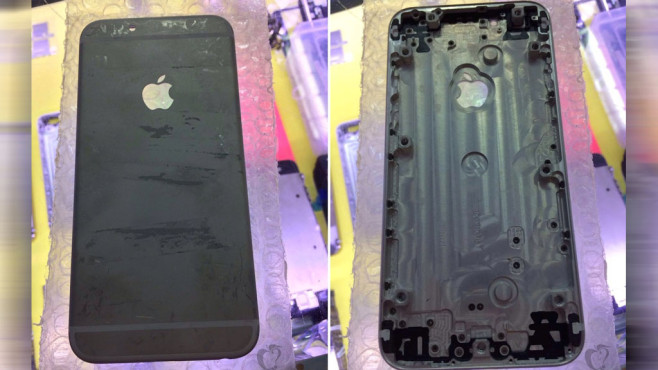 iPhone 6 Back © Macrumors