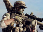 Actionspiel MoH – Warfighter: Gewehr © Electronic Arts