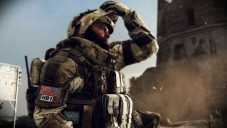 Actionspiel MoH � Warfighter: Soldat © Electronic Arts