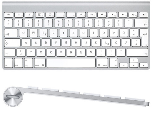 Bluetooth Keyboard © Apple