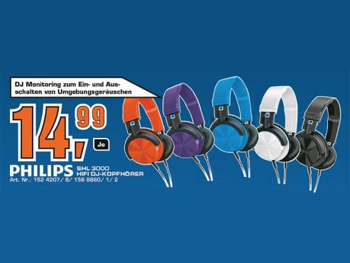 Philips SHL3000 ©Saturn