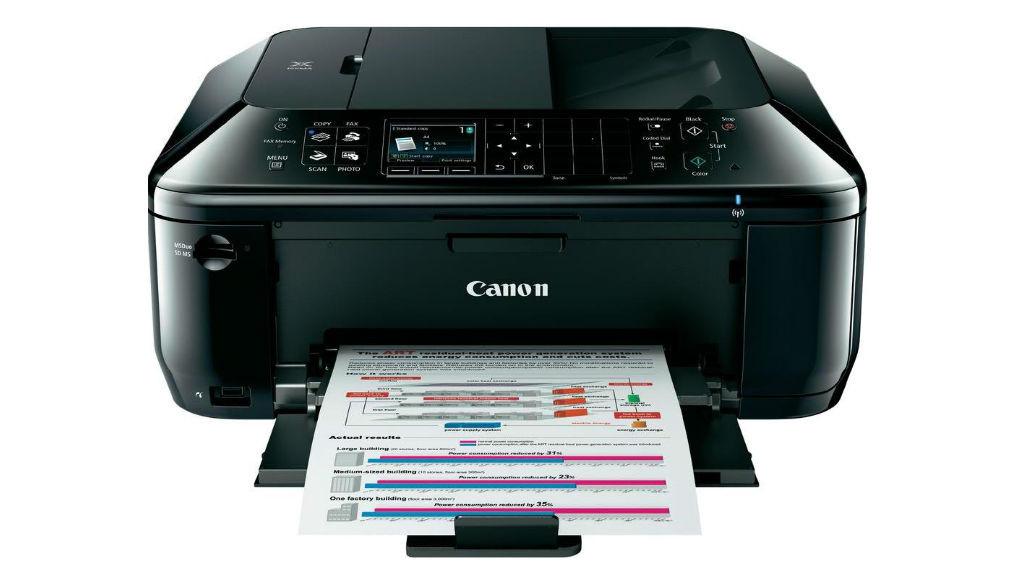 Canon Pixma MX515 COMPUTER BILD bescheinigt dem Canon Pixma MX515 eine hohe Druckqualität. ©Canon