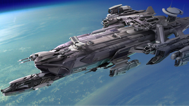 Simulation Star Citizen © Cloud Imperium Games Corporation
