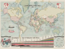 Submarine Cable Map © TeleGeographics