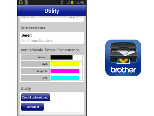 Brother iPrint & scan © Brother