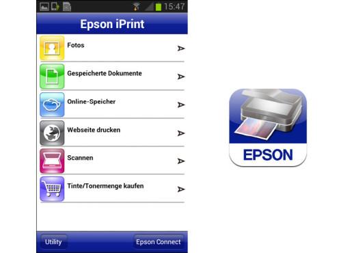 Epson iPrint ©Epson