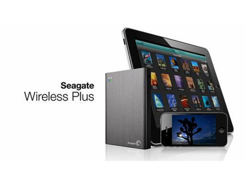 Seagate Wireless Plus © Seagate