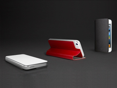 SurfacePad Case for iPhone ©TwelveSouth