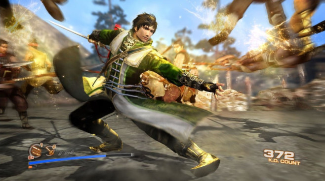 Actionspiel Dynasty Warriors 7 – Empires: Kombo © Tecmo Koei