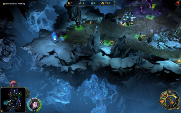 Strategiespiel Might & Magic – Heroes 6: Shades of Darkness: Klippe © Ubisoft