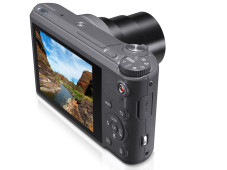 Touchsceen Samsung WB250F ©Samsung