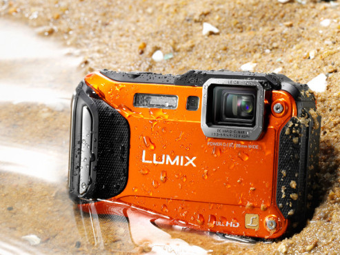 Panasonic Lumix FT5 © Panasonic