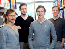 Das Blinkist-Team © Blinkist