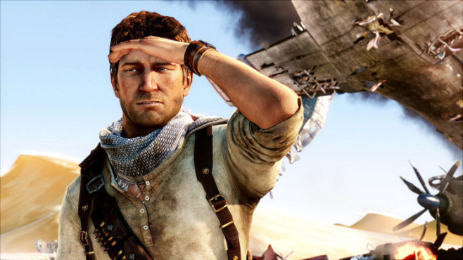 Actionspiel Uncharted 3: Nathan ©Sony Computer Entertainment