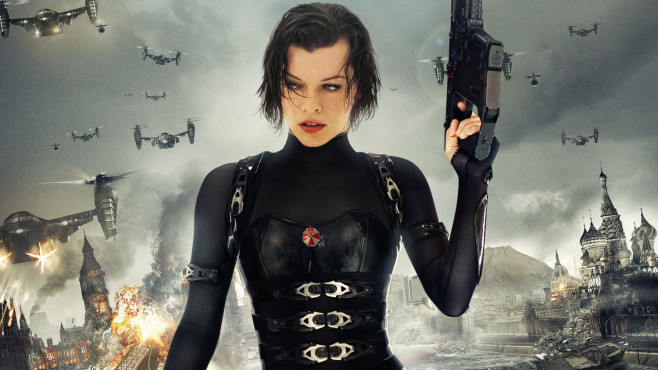 Resident Evil ©Sony Pictures