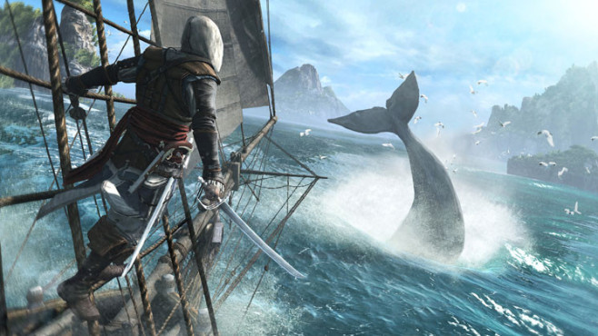 Actionspiel Assassin's Creed 4 – Black Flag: Wal © Ubisoft