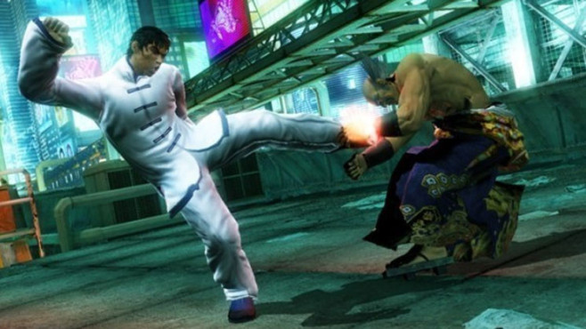 Actionspiel Tekken X Street Fighter: Tekken 6