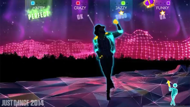 Just Dance 2014 © Ubisoft