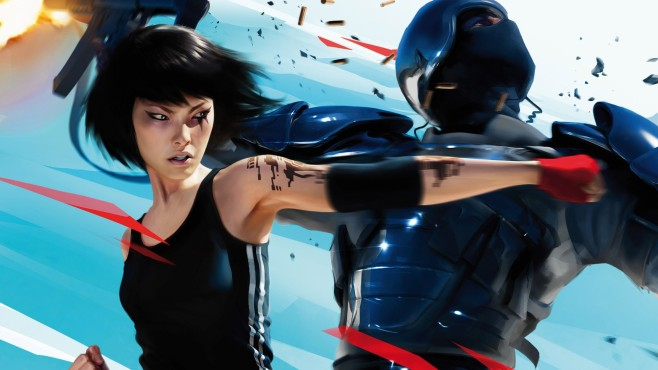 Mirror's Edge 2 © Electronic Arts