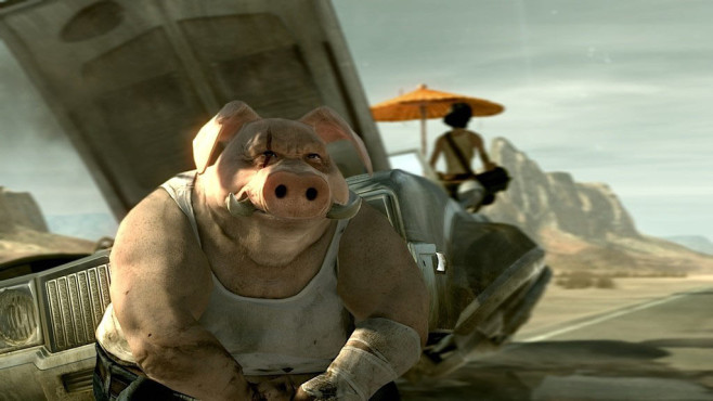 Beyond Good & Evil 2 © Ubisoft