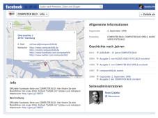 Facebook-Fanseiten ©COMPUTER BILD