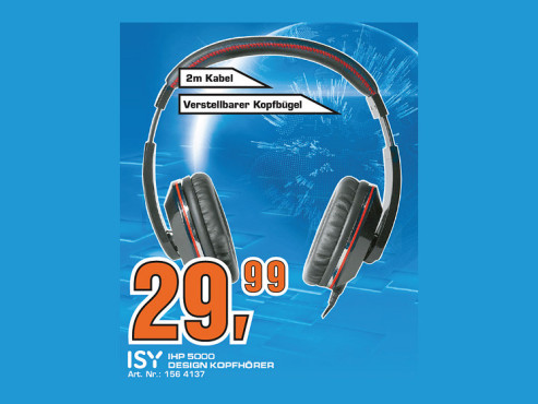 ISY IHP5000 ©Saturn