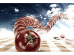 Dancing Food � Tomato � von: mueller-photodesign © mueller-photodesign