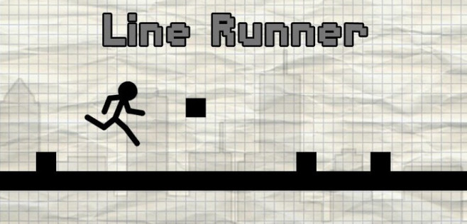 Line Runner: Screen © Djinnworks e.U.