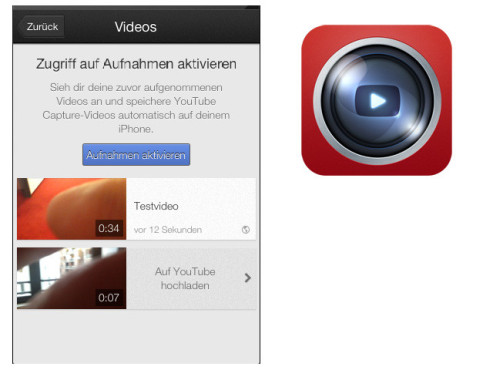 YouTube Capture © YouTube Inc.