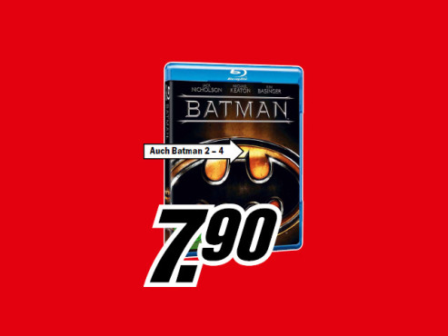 Batman (Blu-ray) © Media Markt