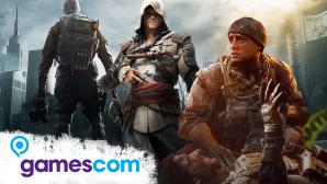 ©Ubisoft, Activision, Gamescom