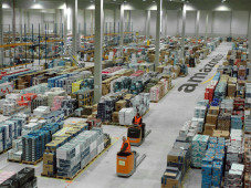 Logistik-Zentrum Leipzig © Amazon.de