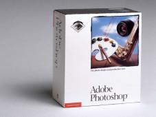 Die Packung von Photoshop 1 ©Adobe