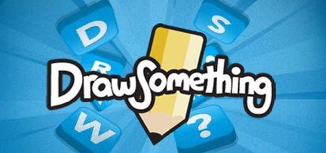 Spiel Draw Something: Logo © OMP Pop