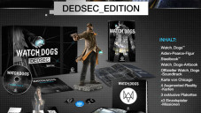 Actionspiel Watch Dogs: Dedsec-Edition © Ubisoft