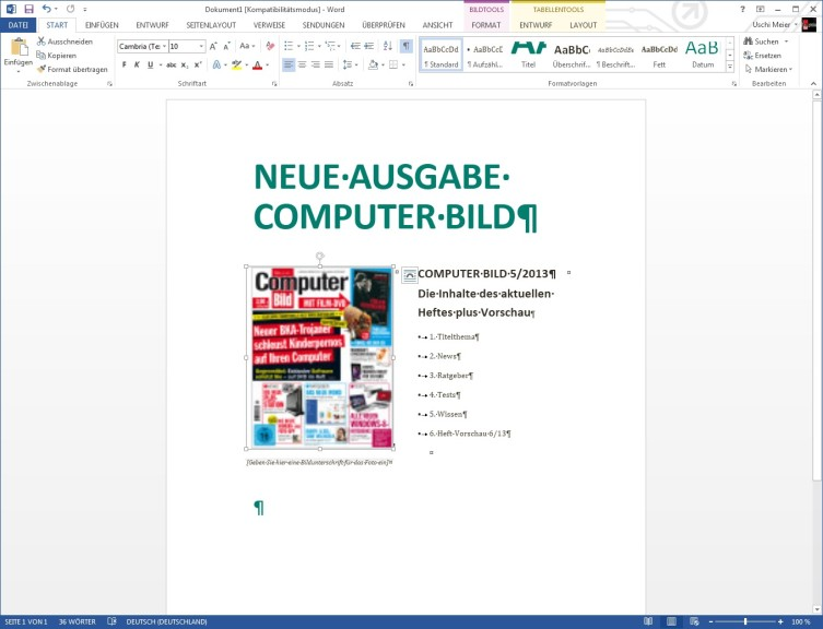 download word 2013