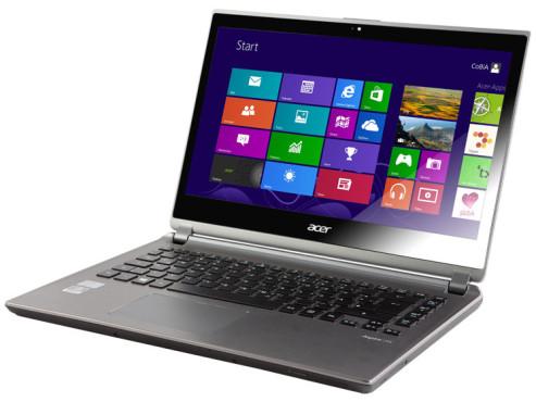Acer Aspire Timeline Ultra M5-481PTG-53314G52Mass (NX.M3XEG.002) ©COMPUTER BILD