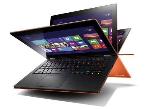 Lenovo IdeaPad Yoga 13 ©COMPUTER BILD