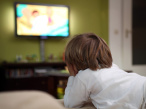 Studie: Zu viel Fernsehen macht Kinder antisozial