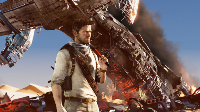 Actionspiel Uncharted 3: Nathan ©Sony