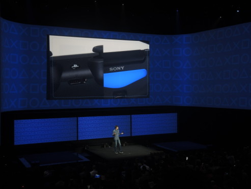 Playstation 4: Bilder vom New-York-Event © Sony