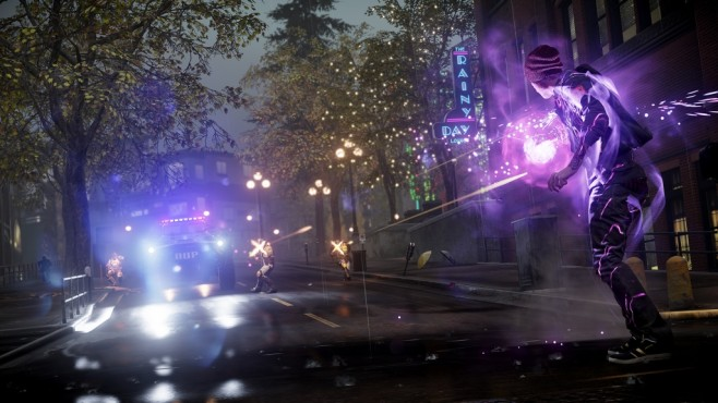 infamous second son test zum actionspiel computer bild spiele. Black Bedroom Furniture Sets. Home Design Ideas
