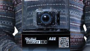 Actioncam von Rollei ©COMPUTER BILD